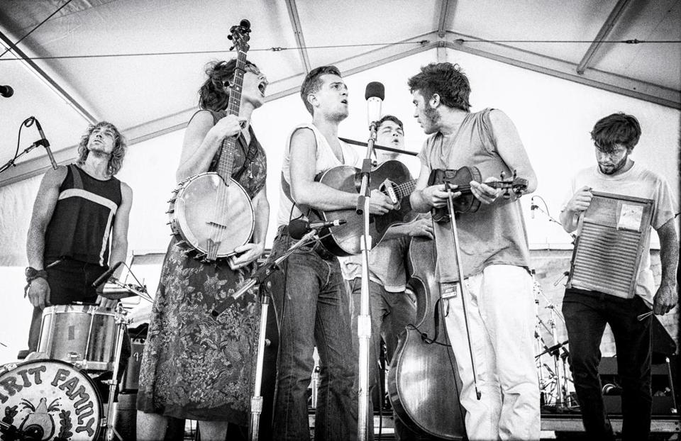 Spirit Family Reunion made a lasting impression during their performance at this summer's Newport Folk Festival.